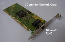 ISA Network Card