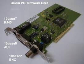 3Com PCI Network Adapter